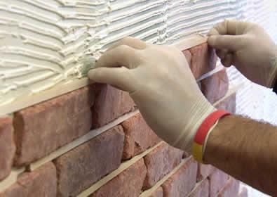 Beberapa Cara Membuat Dinding Bata Expose